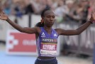 Mary Keitany smashes course record while Josphat Kiptis surprises the favourites in Olomouc