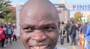 Thomas Omwenga Interview – 2015 GoodLife Fitness Victoria Half Marathon