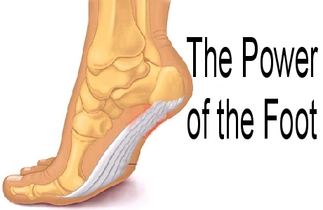 The Power of the Foot