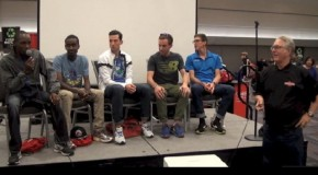 Scotiabank 2014 Vancouver Half Marathon Elite Athlete Panel – Men's