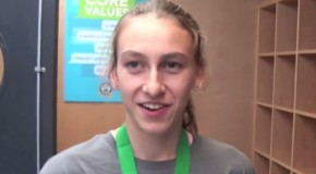 Rhian Paterson interview – 2015 BC High School Cross Country Championships