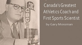Lloyd Percival: Canada's Greatest Athletics Coach and First Sports Scientist