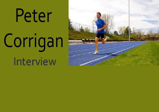 Peter Corrigan – Interview
