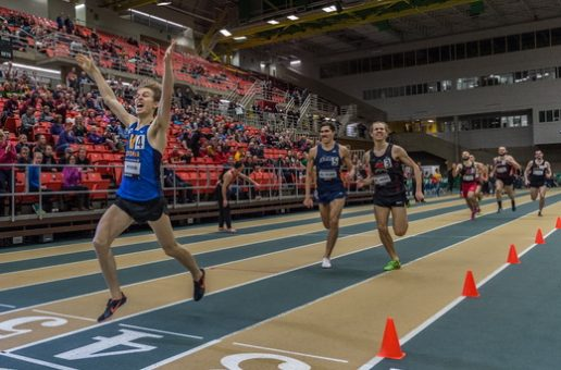 Cole Peterson is one of the top Canadian athletes at FISU championships
