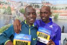 Leonard Komon targets world leading time in Prague