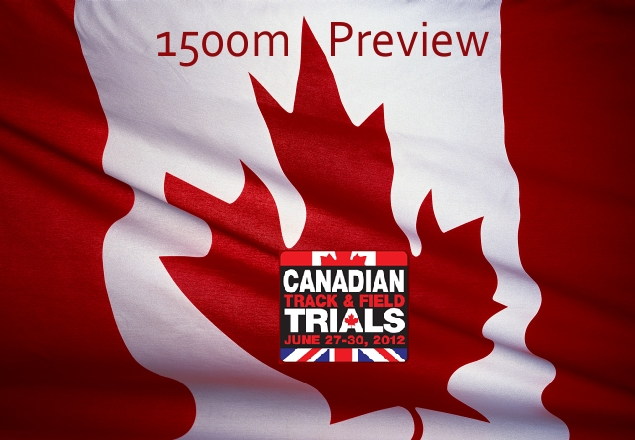 Canadian Olympic Trials – 1500m – Men's and Women's Preview