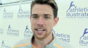 Ross Proudfoot interview – 2016 BC Cross Country Championships