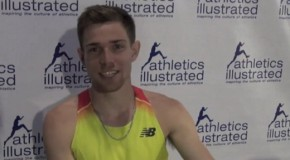 2015 Harry Jerome Track Classic: Ross Proudfoot Interview