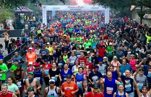 Running Titans Prevail at Humana Rock 'n' Roll San Antonio Marathon