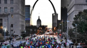 Zach Meineke Prevails at the Fifth Annual rungevity Rock 'n' Roll St. Louis Half Marathon