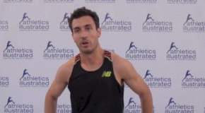 Anthony Romaniw Interview – 2014 Victoria Track Classic