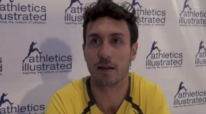 2015 Harry Jerome Track Classic: Anthony Romaniw Interview