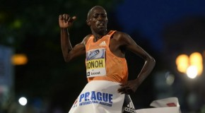 Anticipation high for return of event record holder Geoffrey Ronoh to Birell Prague Grand Prix