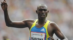 David Rudisha named International Event Ambassador of Standard Chartered Mumbai Marathon
