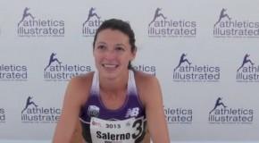 2015 Victoria Track Classic: Melissa Salerno Interview