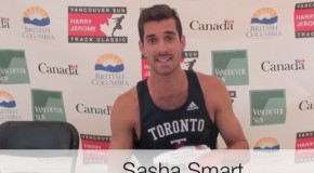Sasha Smart interview – 2016 Harry Jerome Track Classic