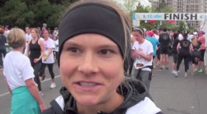 Lindsey Scherf interview – 2016 TC10K