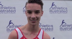 Jordan Schmidt Interview – 2015 BC Cross Country Championships
