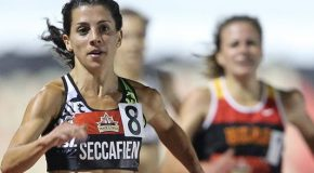 Andrea Seccafien qualifies and looks fit for World Championships