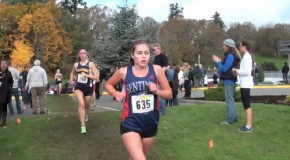 2014 BC High School Cross Country Championships – Senior Girl's Race