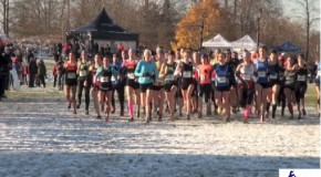 2014 Canadian Cross Country Championships: Senior Women's Race