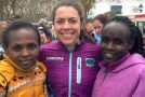 Emily Setlack of Cold Lake, Alberta wins Philadelphia Half Marathon