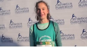 2014 Canadian Cross Country Championships: Christina Sevsek Interview