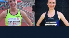 Sifuentes and Van Buskirk Ready to Compete in Glasgow at the 2014 Commonwealth Games