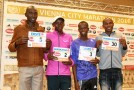 Debutant David Kogei could be in for some drama at the Vienna City Marathon