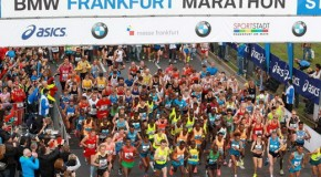 High Quality Elite Field at the Frankfurt Marathon