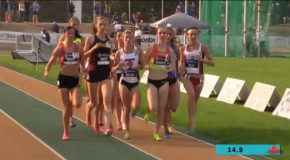 Day three of the Canadian Track and Field Championships