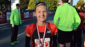 Hilary Stellingwerff Interview – 2013 GoodLife Fitness Victoria Marathon