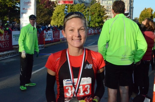 For the Pure Love of Running, Hilary Stellingwerff hangs up the spikes and reaches for the flats