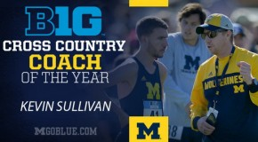 "Big Ten Coach of the Year: Kevin Sullivan, ""…award belongs to my guys who bought into a system…"""