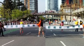 Canadians dominate the 2016 Vancouver Sun Run