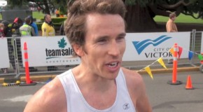 2015 TC Half Marathon: Kristopher Swanson Interview