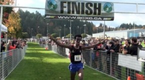2014 BC High School Cross Country Championships: Senior Boy's Race