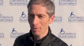 2014 Canadian Cross Country Championships: Oliver Utting Interview