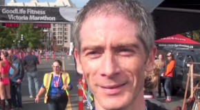 Oliver Utting Interview – 2015 GoodLife Fitness Victoria Marathon