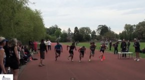 The Q's Victoria Run Series – 800m Men – Race Video – Meet #1 – 2013