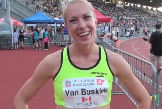 buskirk women Joy, sadness, frustration, enthusiasm, and surprise    body language tells you all sorts of things, but would you know when someone is having a stroke right in front of you.