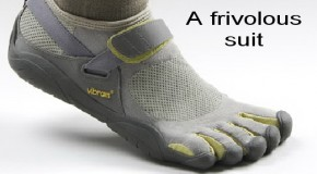 The Vibram Suit: Poor Judgement