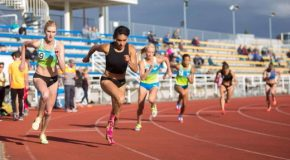 Vic City Invite track meet; storms onto the race scene