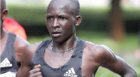 Eliud Kiptanui targets Vienna a second time