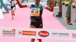 Defending champion Shuko Genemo returns to Vienna City Marathon