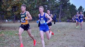 UVic Vikes host invitational for the first time in 20 years, men finish third, women finish second