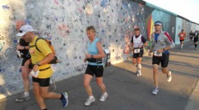 The 100 Mile Berlin Wall Race
