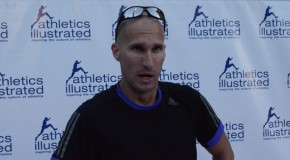 2015 Harry Jerome Track Classic: Jeremy Wariner Interview