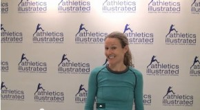 Catherine Watkins Interview- 2014 Bazan Bay 5k
