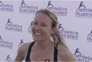 Catherine Watkins Chasing Canadian Masters' Marathon Record